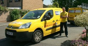 C2C_social_media_franchisee_van