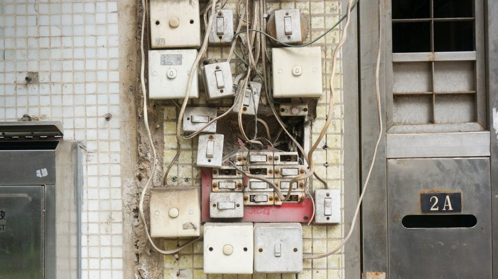 wires and electrics