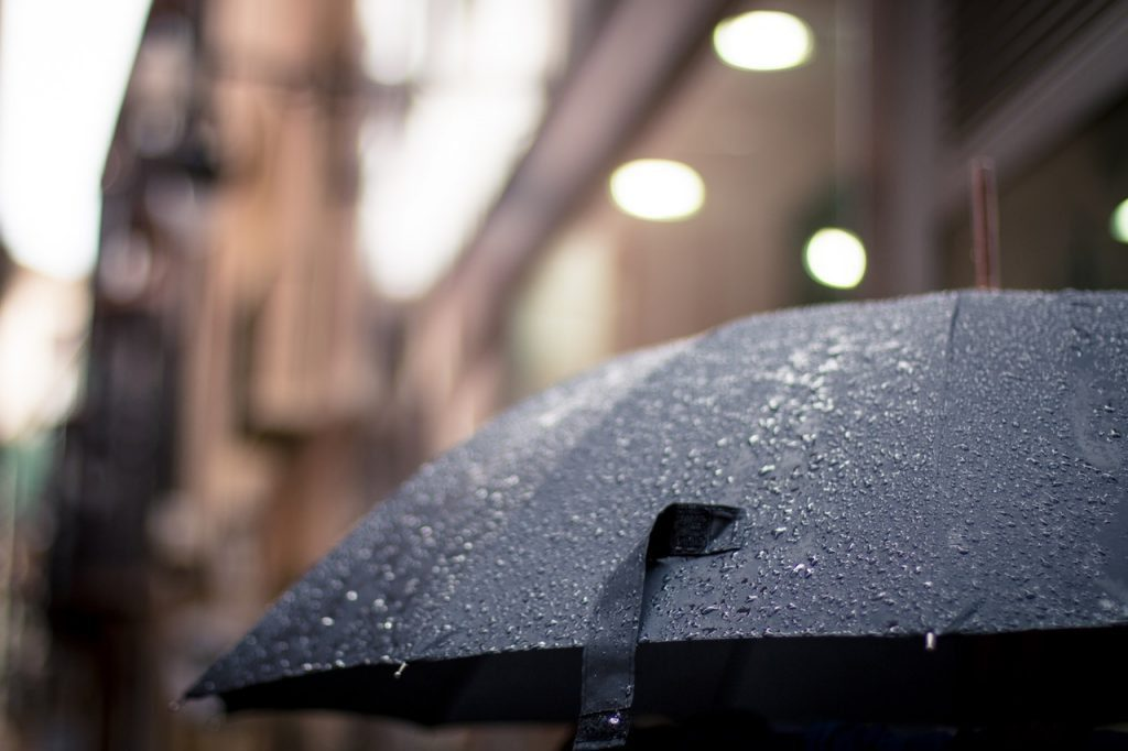 rain conservatory