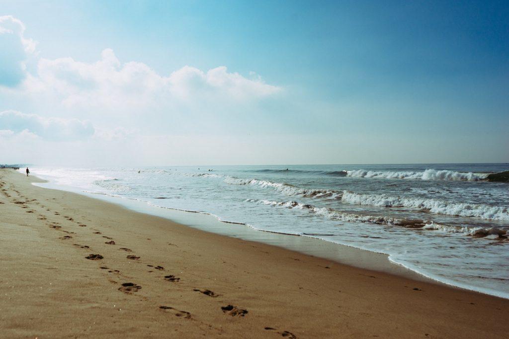 beaches devon