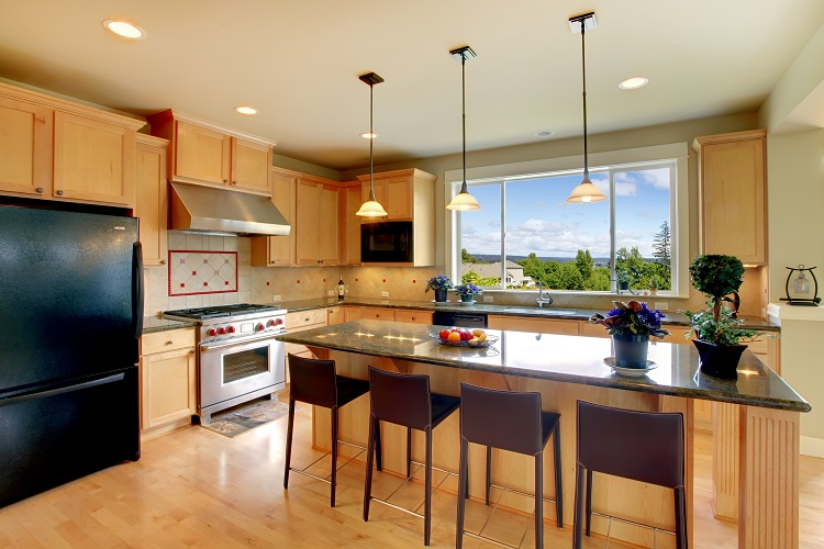 sell you home modern kitchen