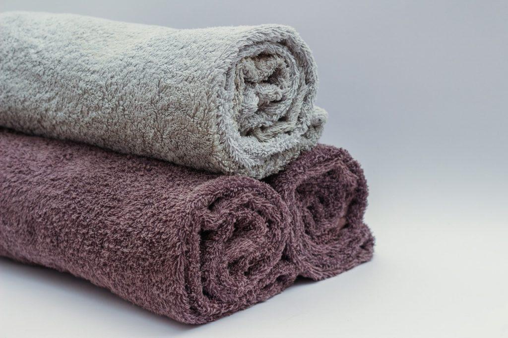 towel rail home improvement hack