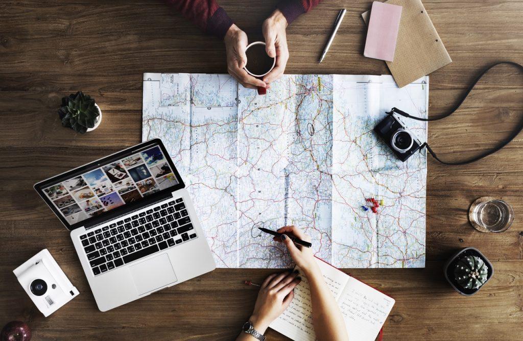 journey planning
